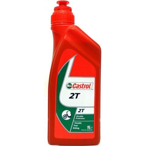 Motorový olej CASTROL 2T 1L.