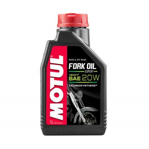 Motul Fork Oil Expert Heavy 20W 1 L.