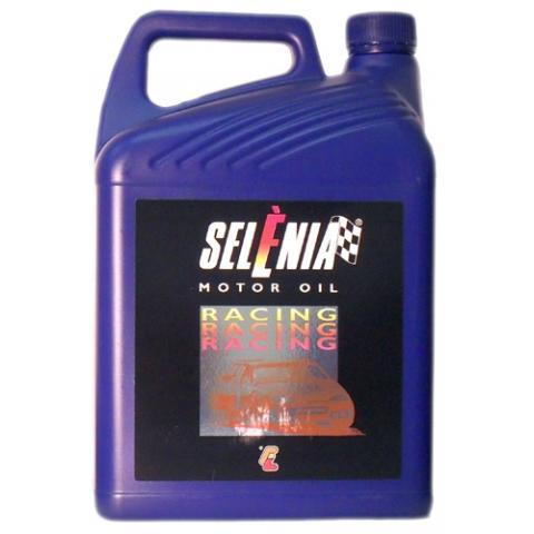 Motorový olej SELENIA RACING 10W-60 5L.