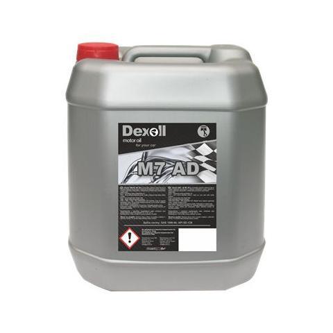 Motorový olej Dexoll 10W-40 M7 AD, 20L.
