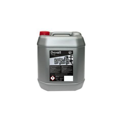 Motorový olej Dexoll M7ADS III 20W-40 20 l
