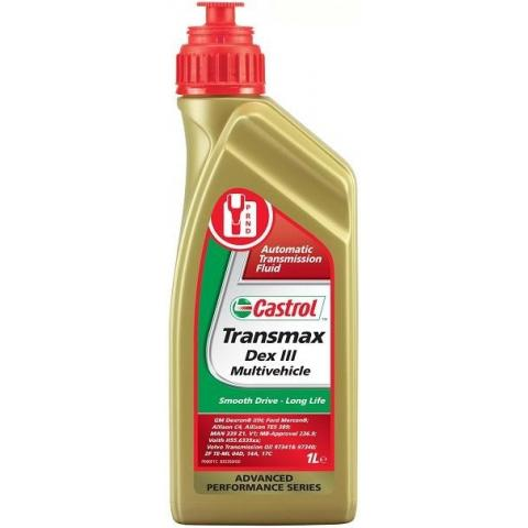 Castrol ATF Transmax Dex III Multivehicle 1L
