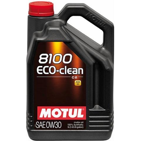 Motorový olej Motul 8100 Eco-clean 0W-30, 1L Skladom