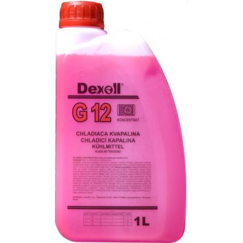 Dexoll antifreeze G12 1L.
