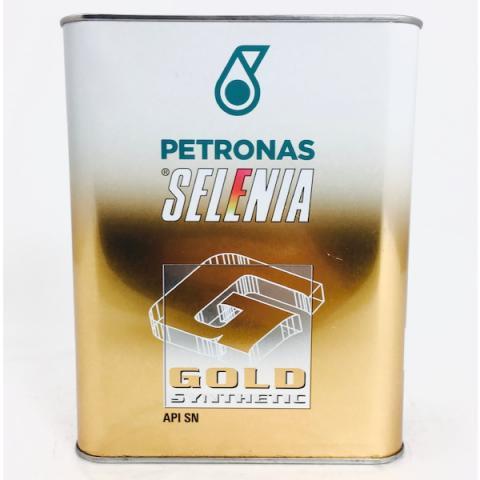Motorový olej SELENIA GOLD 10W-40 2L
