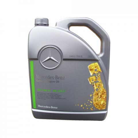 Motorový olej Mercedes-Benz MB 228.51 10W-40 5 l