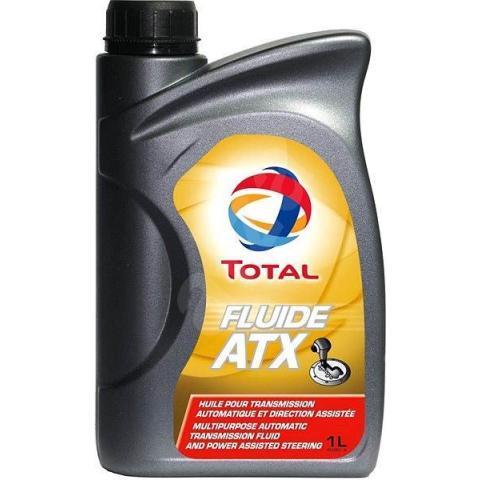 Prevodový olej Total Fluide ATX 1L.