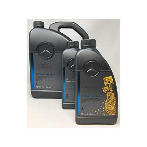 Motorový olej Mercedes-Benz MB 229.5  5W-40 1L.