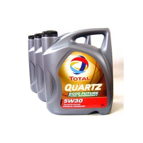 Motorový olej TOTAL Quartz  Future NFC 9000 5W-30 3x5L