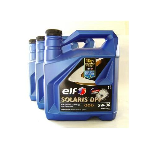 Motorový olej Elf Evolution FullTech FE 5W-30 - 3x5L.