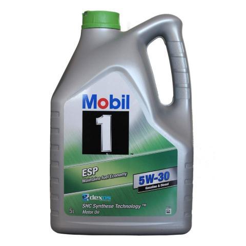 Motorový olej MOBIL 1 ESP FORMULA 5W-30 5L