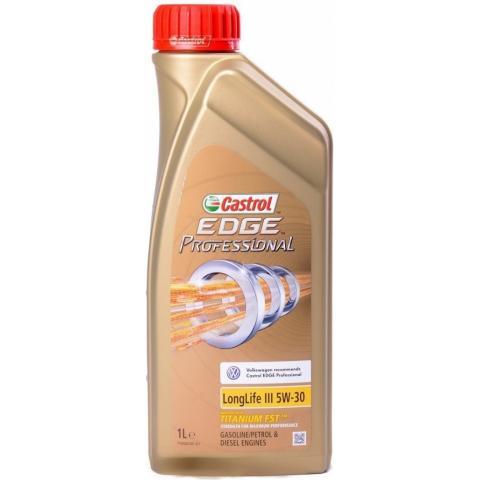 Motorový olej Castrol Edge Professional  Longlife III 5W-30 1L.