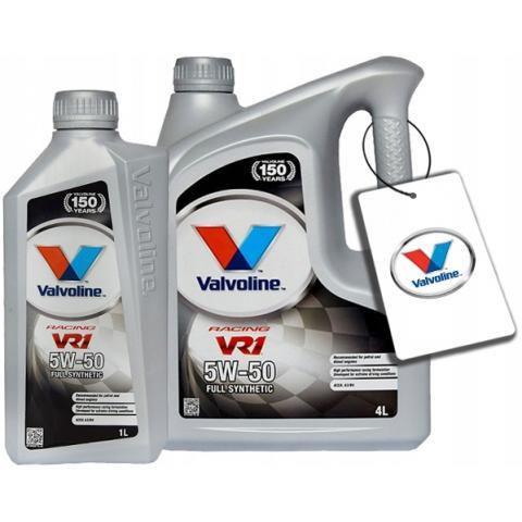 Motorový olej VALVOLINE VR1 RACING 5W-50, 5L