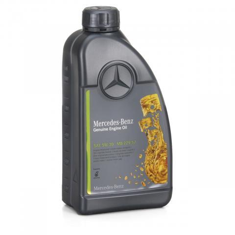 Mercedes-Benz MB 229.52 5W-30 1 L.