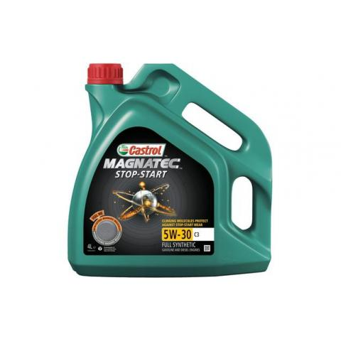 Motorový olej Castrol Magnatec Start Stop C3 5W-30 4L.