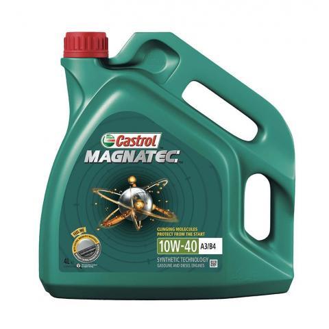 Motorový olej  CASTROL MAGNATEC  10W-40 A3/B4 4L