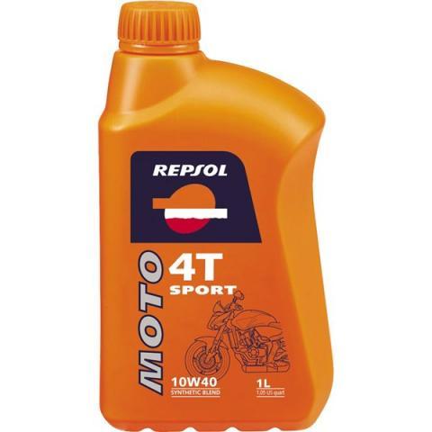 Repsol Moto Sport 4T 10W-40 1l.