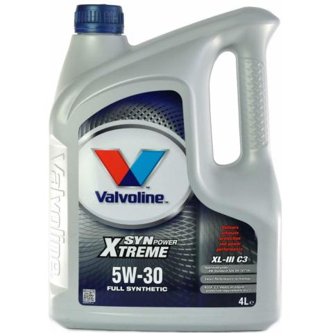 Motorový olej Valvoline SynPower Xtreme XL-III C3 5W-30 4 l.