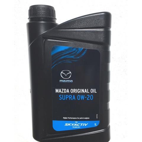 Motorový olej Mazda Original Oil Supra 0W-20 1L