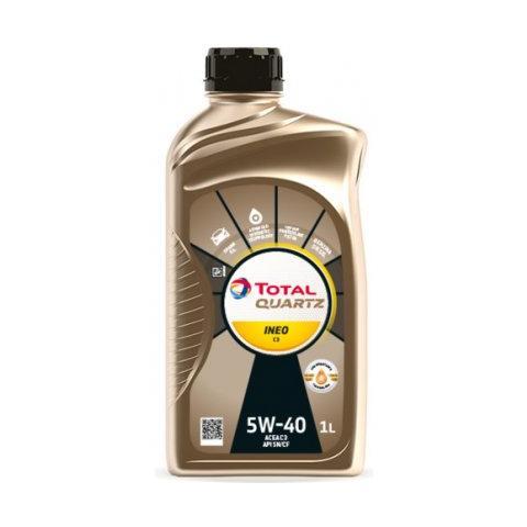 Total Quartz INEO MC3 5W-40 1 l