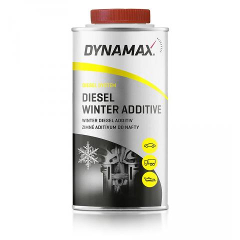 DYNAMAX DIESEL WINTER ADDITIVE 500ml