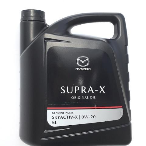 Motorový olej Mazda Original Oil Supra 0W-20 5L