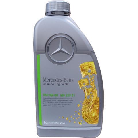 Mercedes-Benz MB 229.51 5W-30 1 l