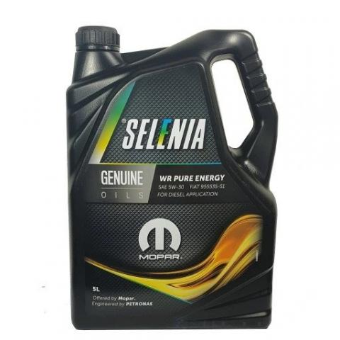 Motorový olej Selénia WR Pure Energy 5W-30 5L.