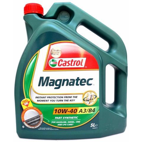 Motorový olej CASTROL MAGNATEC 10W-40 A3/B4 5L