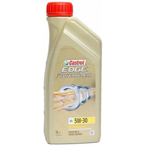 Motorový olej Castrol Edge Professional A5 5W-30 1L. Skladom