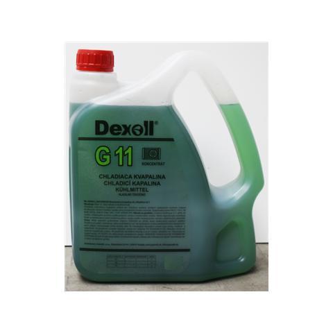 Dexoll antifreeze G11 4L. zelený