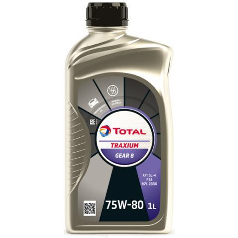 Prevodový olej Total Transmission Gear 8 75W-80 1L.