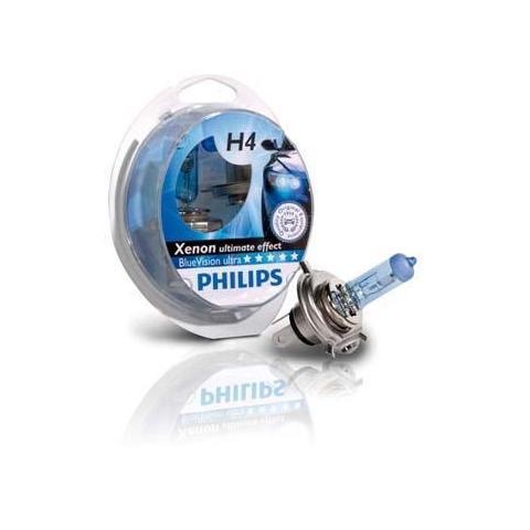 Philips 12V H4 Blue Vision Box