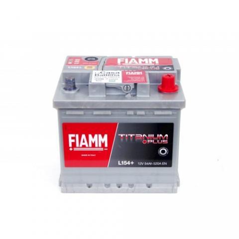 Fiamm Titanium Plus 12V 54Ah 520A