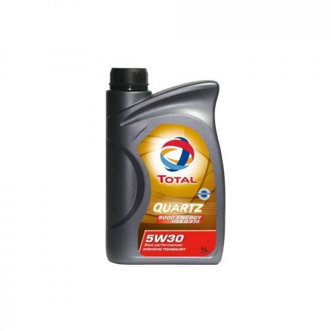 TOTAL Quartz 9000 energy HKS G310 5W-30 1L