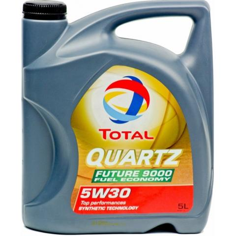 Motorový olej TOTAL Quartz Future NFC  9000 5W-30 5L.