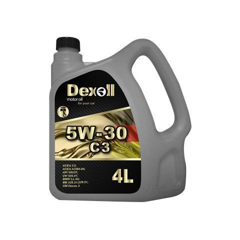 Motorový olej Dexoll 5W-30 C3 4L