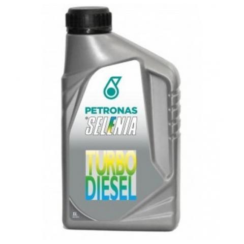 Motorový olej SELENIA TURBO DIESEL 10W-40 1L