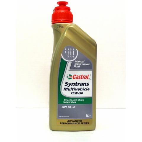 Prevodový olej Castrol Syntrans Multivehicle 75W-90 1L.