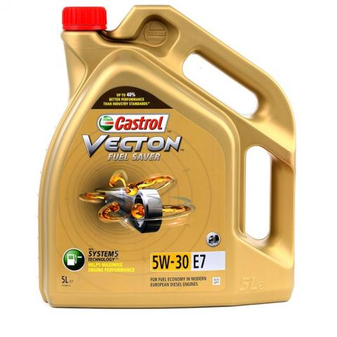 Castrol Vecton Fuel Saver E7 5W-30 5L.