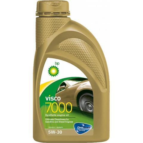 Motorový olej BP Visco 7000 LongLife III 5W-30, 1L.