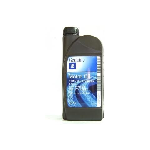 Motorový olej OPEL GENUINE GM 10W-40 1L.