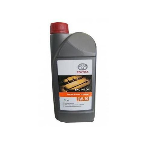 Motorový olej Toyota Fuel Premium Economy 5W-30 1L.