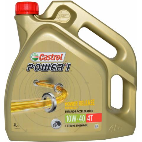 Power 1 Racing 4T 10W-40 4L.