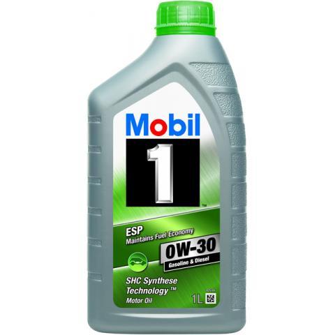 Motorový olej Mobil 1 ESP 0W-30 1L