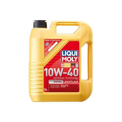 Liqui Moly 1387 Motorový olej 10W40 5L Skladom