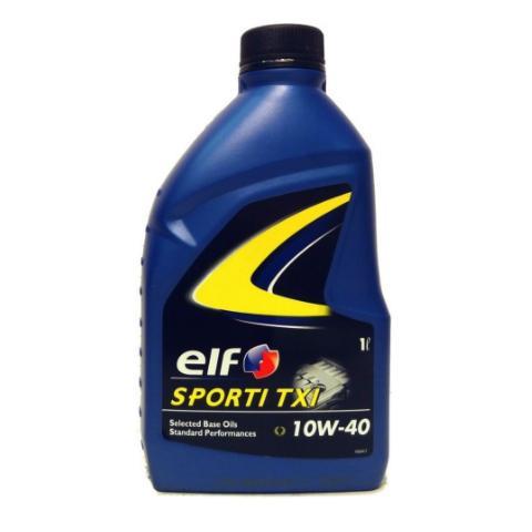 motorový olej ELF Sporti TXI 10W-40 1L