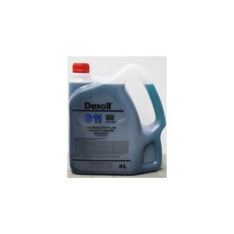 Dexoll antifreeze G11 4L.