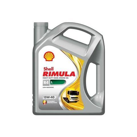 SHELL RIMULA R4L 15W-40 5L