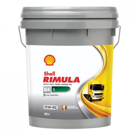 SHELL RIMULA R4L 15W-40 20L
